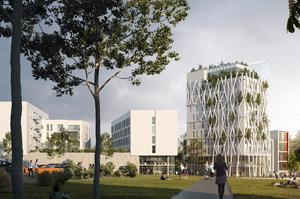 Complexe Habitat Junior Angers – (Tour de l'Innovation pour la Proue)